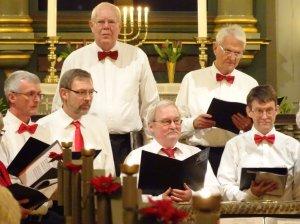 Julekoncert i Vamdrup kirke 16/12-14