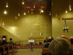 Simon Peters Kirke Julen 2014