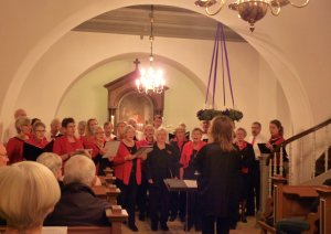 Julekoncert i Bramdrup kirke d. 17. dec. 2013